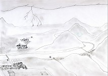 Hingan Hills concept art: tell me what u think pls