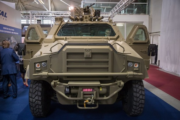 IDEB 2016 Military Exposition