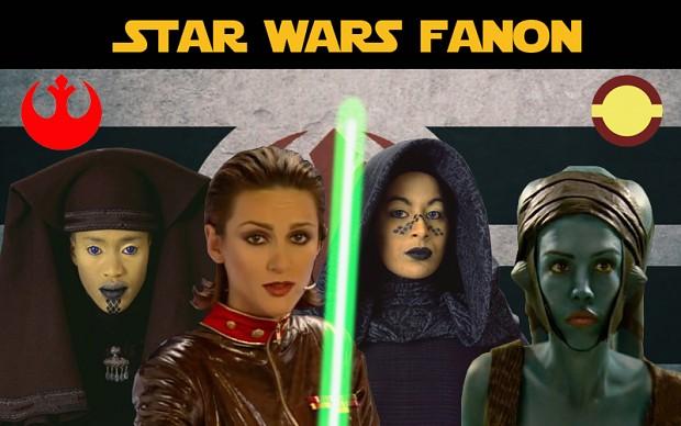 Star Wars Fanon - Zofia and her comrades