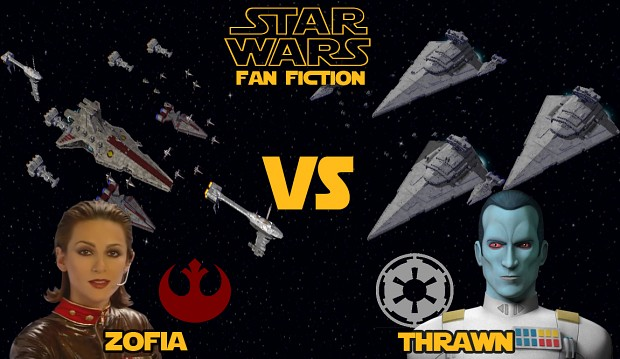 Star Wars fanfic - Clash of the two strategists (Zofia vs Thrawn)