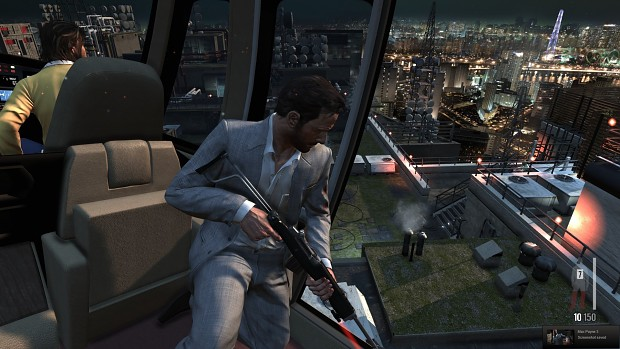 MAX PAYNE 3 Over view of the Moderno