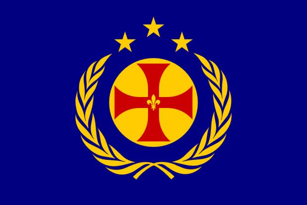 Templariorum ad Sanctum crusadio ob fidellis.