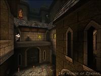 The Horde of Zendar - Hidden Courtyard