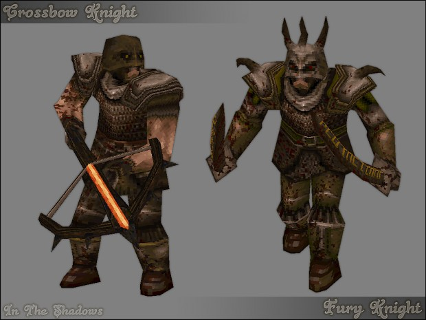 The Crossbow and Fury Knight