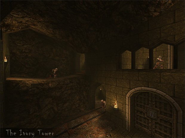 The Ivory Tower - Gold Mine
