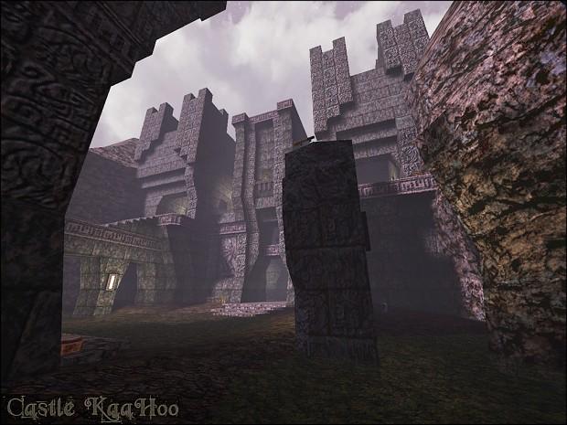 Castle Kaahoo - Front Facade