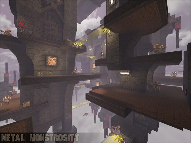 Metal Monstrosity - Rising Layers
