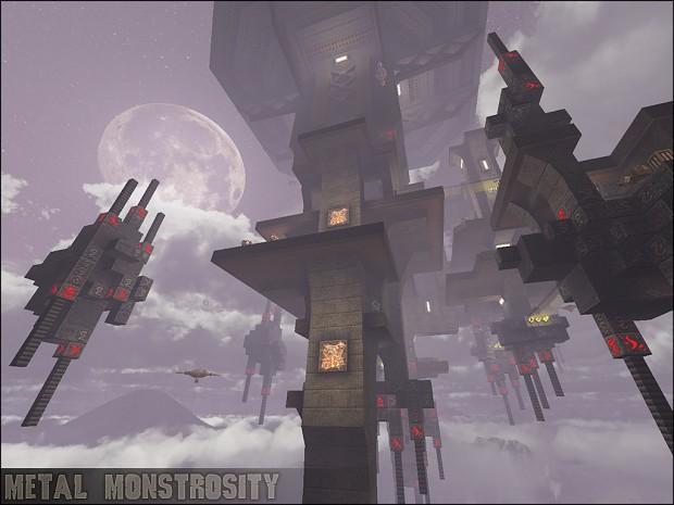 Metal Monstrosity - Metal Spires
