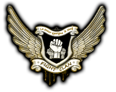 Fight Clan logo .