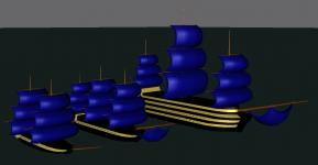 various ships 2