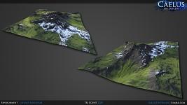Caelus Mountain
