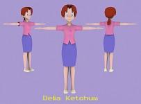 Delia Ketchum