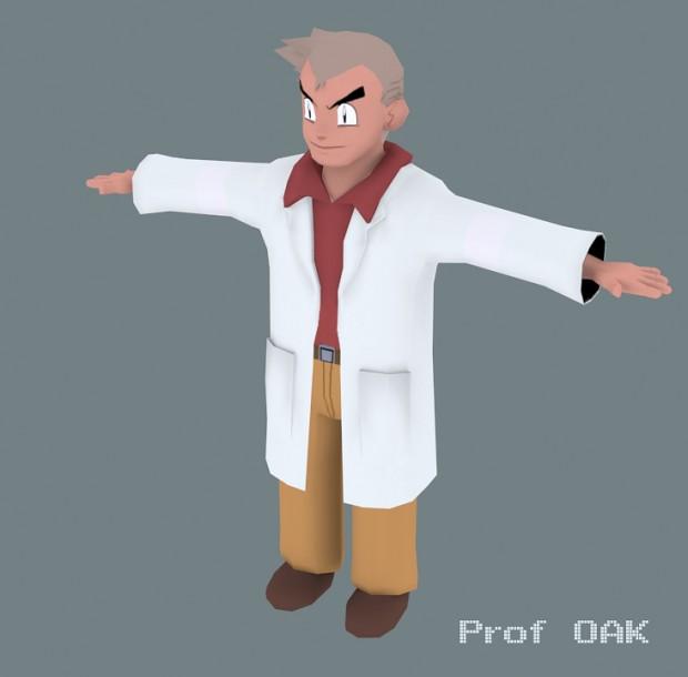 Prof Oak