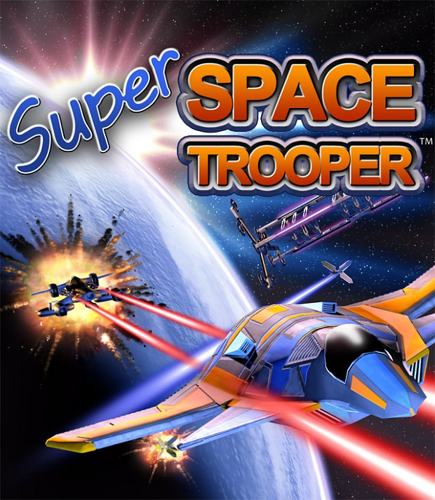 Super Space Trooper™