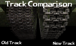 T-62 Track Comparison
