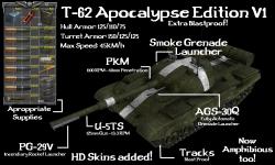 T-62 Apocalypse Edition