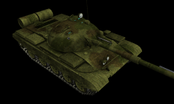 New T-62 Summer Skin