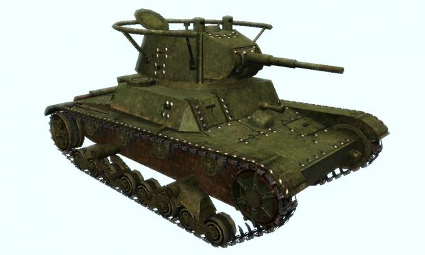 T-26 HD Skin