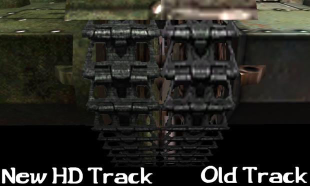 T-26 Tracks Comparison