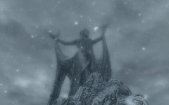 [Screenshot] Skyrim - Azura's Shrine
