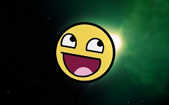 New awesome smiley planets