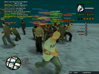 GTA SA: COD5 Total War Shamal Event