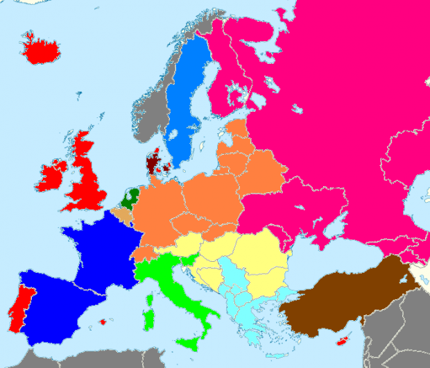 Nationstates View Topic New Europpe Great War