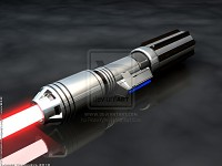 Obitus' Lightsaber (For hilt reference)