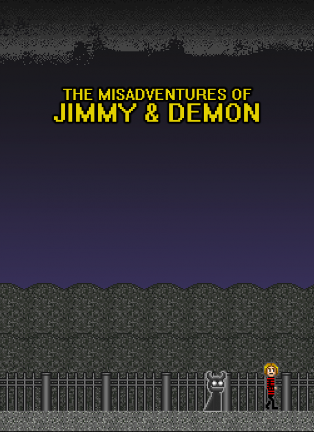 The Misadventures of Jimmy & Demon