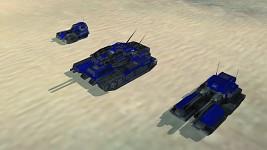 UEF Tanks