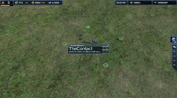 Diplomacy UI!