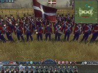 The great danish army