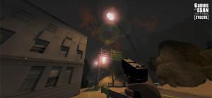 Player Damage & Atmospheric Effect Tests