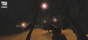 Player Damage & Atmospheric Effect Tests