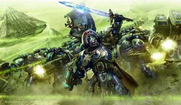 Warhammer 40k/Ultramarines