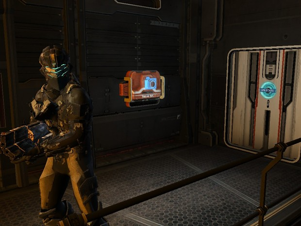 Elite Advanced Suit (Dead Space)