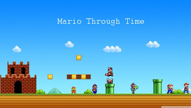 Mario Through Time