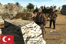 Artillerymen Turkish-Ottoman