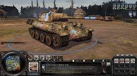 Company of Heroes II / Pzkmpfw. V Medium tank