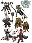 Dawn of War Dark Crusade Commanders