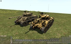 M4A4 Firefly Desert Skin