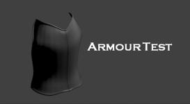 Armour test