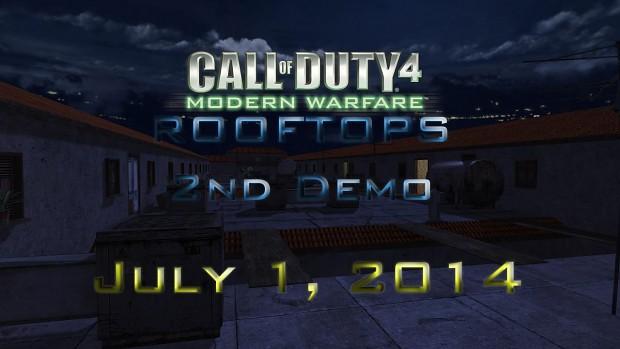 "COD4: ""Rooftops"" Demo 2# Logo"