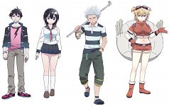 Blood Lad Charcters