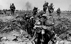 The Rats of the Somme