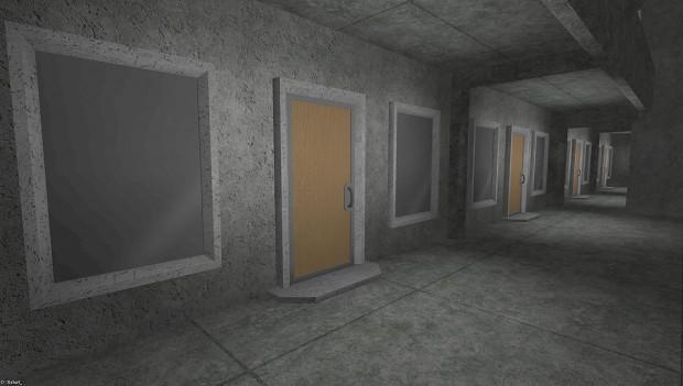 3D door test