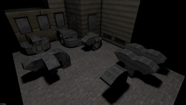 hvac modular set .t3d prefab demo