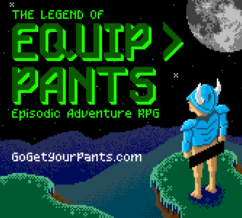 The Legend of Equip > Pants