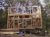 Building my off grid (off topic?) house