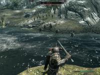 Zombie army...